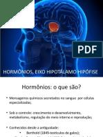Aula Hormonios e Eixo