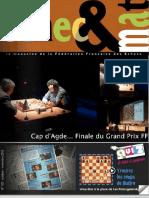 Échec et mat le Nº 122 - Fédération Française des Échecs