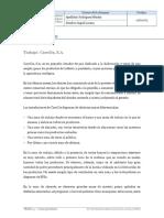Caso Carriox - Maestria en Sistemas Integrados de Gestión Unir