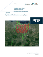 Hydrodynamic modelling for flood Jakarta.pdf