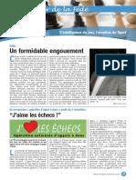 Le Cahier de la Fédé le Nº 10 - Fédération Française des Échecs