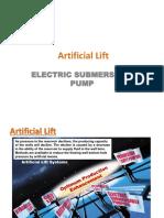 ESP - Artificial Lift