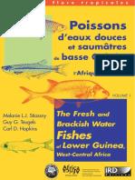 Poissons deaux douce Guinée, ouest de l'Afrique Centrale Vol 1.pdf
