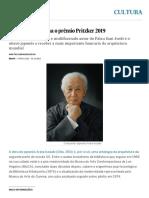 Arata Isozaki ganha o prêmio Pritzker 2019 _ Cultura _ EL PAÍS Brasil