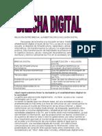 Trabajo Brecha Digital
