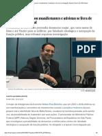Militar Que Espionou Manifestantes e Ativistas Se Livra de Investigação Federal _ Brasil _ EL PAÍS Brasil