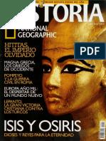 Historia National Geographic 021 - Isis y Osiris, Hititas El Imperio Olvidado.pdf