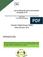 Cronologia Desarrollo Del Lenguaje