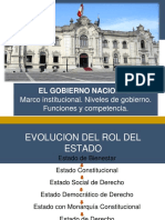 Gobierno Nacional.