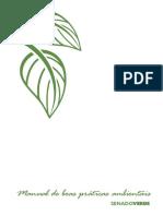 Manual Boas Praticas - Senado Verde