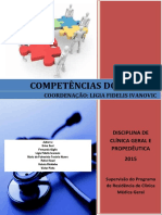 Competencias Clinica Medica