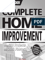 Black & Decker Complete Home Improvement with 300 Projects and 2,000 Photos.pdf