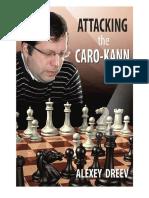 Attacking the Caro-Kann - Dreev Alexie