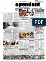 Daily Independent Quetta - 18 May 2019
