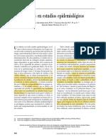 Metodos de Investigacion Clinica y Epidemiologica