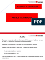 ACEROS  LAMINADOS