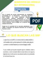 Normas de La Informacion Financiera Internacionales y La Ley 1314 de 2009