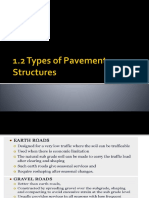 1.2 Types of Pavement Structures