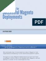 Optaros Best Practices Magento Deployments eBook