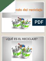 Proyecto de Medio Ambiente 2 Reciclaje