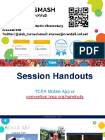 seesaw smash tcea 2018  1