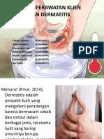 Asuhan Keperawatan Klien Dengan Dermatitis