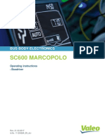 SC600 MarcoPolo - BUS BODY ELECTRONIC