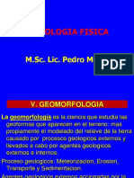 Geologia Fisica Umsa 2019 Cap V