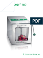 Interscience Bagmixer 400 Brochure en Web
