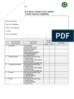 029_scaffolding Inspection Checklist