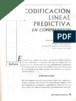 Dialnet CodificacionLinealPredictivaEnCompresionDeVoz 6309503 (1)