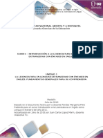 518001-Módulo Unidad 1.  LiLEI - La Licenciatura en Lenguas Extranjeras con Énfasis en Inglés.pdf