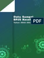 Makalah Data Sampel BPJS Kesehatan