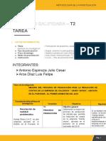 T2_Metodología de La Investigación_ Luis Felipe Arce Diaz