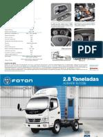Bj 1039 Especificaciones Tecnicas