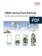 Mutual Fund Ranking Dec 2016