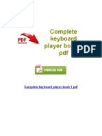 Complete Keyboard Player Book 1 PDF