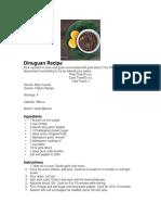 Dinuguan Recipe.docx