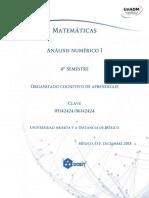 Informacion General de La Asignatura - Análisis numérico 1