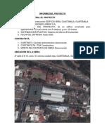 Informe Del Proyecto Josue Copia