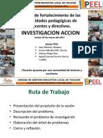 Sesion 2 - Investigacion Accion