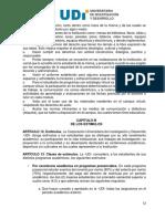 Reglamento Estudiantil UDI 2010 - Estímulos de Los Estudiantes