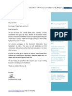 PVC Letter
