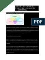 Articulo Desarrollo Sustentable y Evolucion de La Legislacion Ambiental