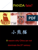 China Cannot Dominate the 21st Century
