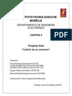 Control II - Proyecto