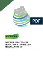 Directiile Strategice de Dezvoltare a Turismului in Regiunea Nord-Est 2017-2023 - 09.2017 (1)