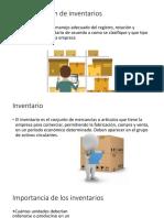 Administración de Inventarios Ppt