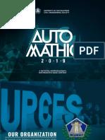 AutoMATHic 2019 Marketing Kit