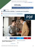 El Velero Digital - 43 Ideas Para Padres de Adolescentes